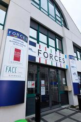 Bâtiment FORCES abritant la Cité des Métiers de Saint-Quentin-en-Yvelines