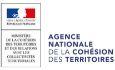 Logo et lien du Comissariat Général à l'Égalité des Territoires