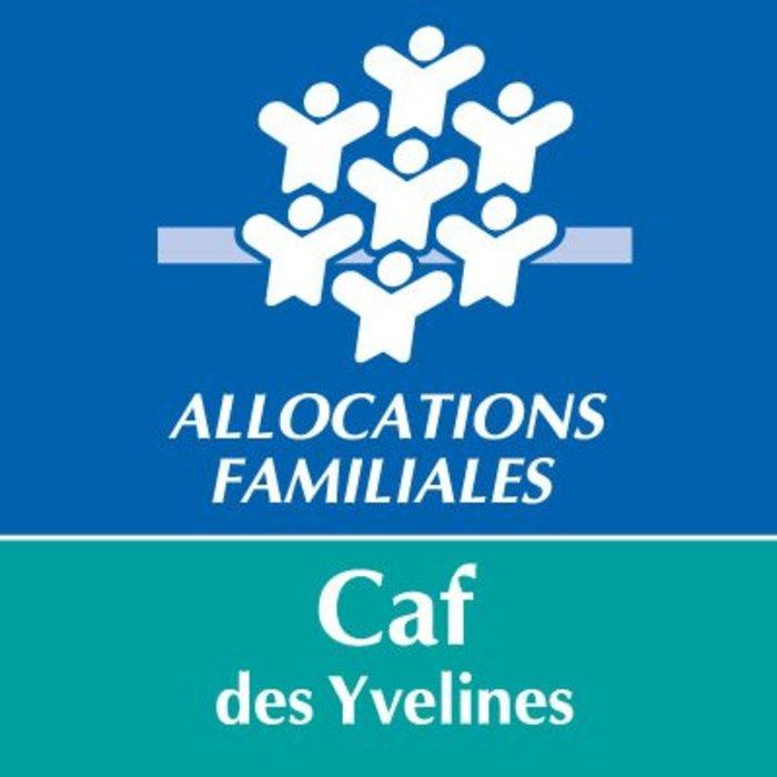 Logo et lien de la CAF des Yvelines